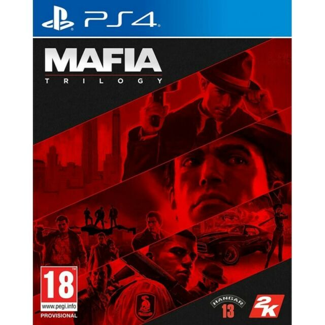 MAFIA TRILOGY PLAYSTATION 4 PREORDER by REAL061TALKSHOP