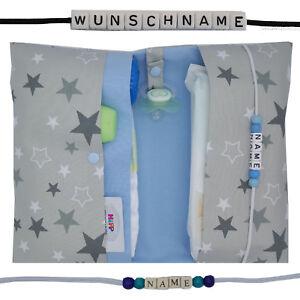 XXL Windeltasche to go mit Name Wickeltasche Geburt Mädchen Taufe 100/% handmade
