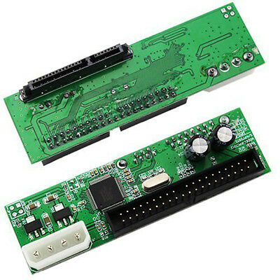 IDE to SATA Card Adapter Converter for 3.5 HDD DVD