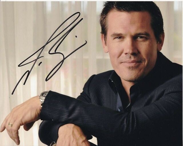 JOSH BROLIN signed autographed photo