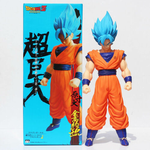 DRAGON BALL SUPER Z SUPER SAYAN GOD SON GOKU 36 CM ACTION FIGURE MODEL TOY ANIME