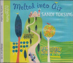 Melted-into-Air-Sandi-Toksvig-3CD-Audio-Book-Abridged-Comedy-Of-Errors-FASTPOST