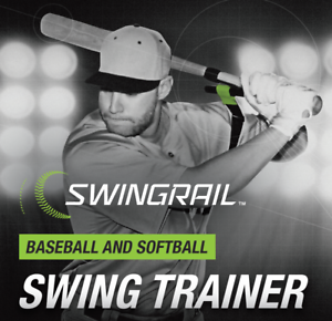 SWINGRAIL-Baseball-Softball-Hitting-Aid-Swing-Training-Batting-Trainer