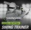 SWINGRAIL-Baseball-Softball-Hitting-Aid-Swing-Training-Batting-Trainer thumbnail 1