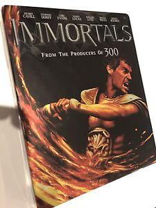Immortals-SteelBook