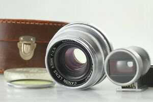exc-5-Case-Canon-35mm-f-2-8-Objektiv-Finder-Leica-L-Schraube-Mount-l39-LTM-Japan