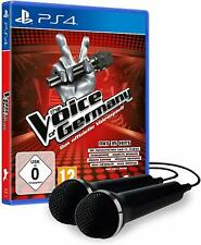 Artikelbild The Voice of Germany [+ 2 Mics] (PS4)