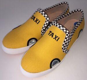 Идет загрузка изображения Kate-Spade-New-York-Yellow-Linda-Taxi-Slip- 8653c6557