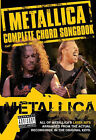 Metallica: Complete Chord Songbook - the Later Years by Music Sales Ltd (Paperback, 2005)