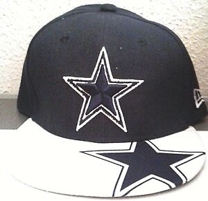 21e5f1d2c93 Image is loading Dallas-Cowboys-New-Era-9-FIFTY-Snapback-Cap-
