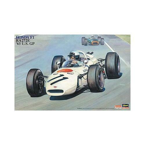 HASEGAWA 620391 1//24 Honda F1 RA272E 65 US-Grand Prix