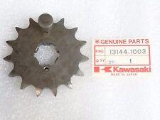 Kawasaki NOS NEW  13144-1003 Engine Sprocket KZ KZ440 KZ400 1978-81