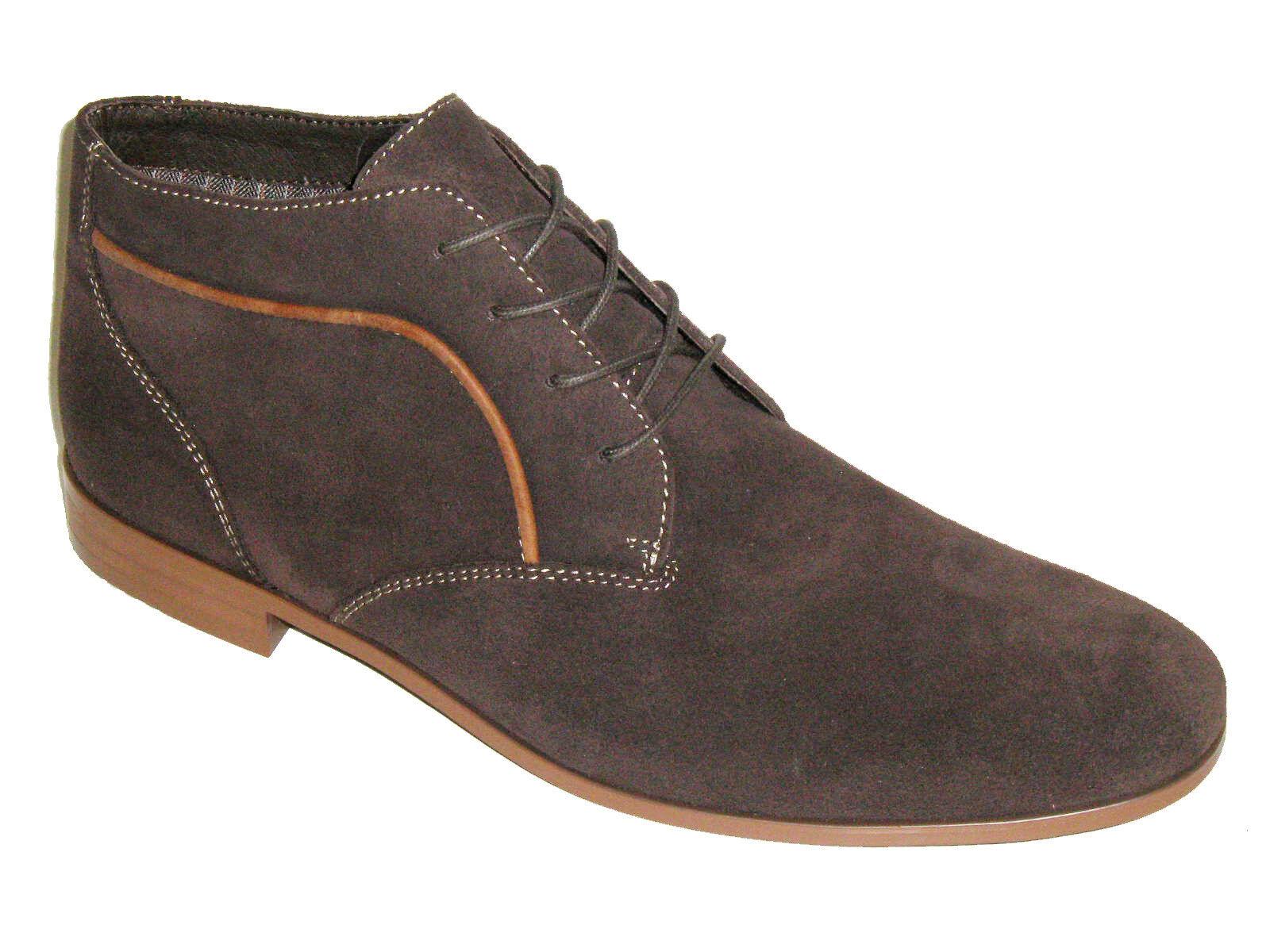 Original Penguin Pederson Chukka Suede Lace Up Men's Dress shoes Boots Size 9
