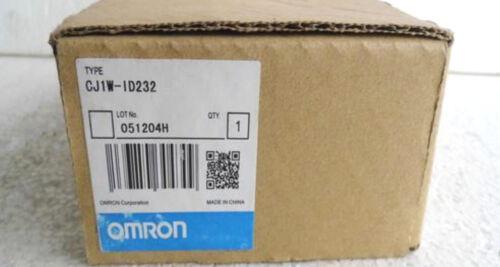 1PC New Omron PLC Input Unit PLC CJ1W-ID232