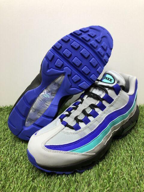 Size 4 - Nike Air Max 95 Aqua 2018 for sale online | eBay