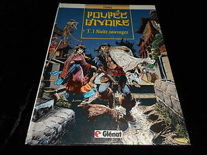 Franz-Doll-D-039-Ivoire-1-Nights-Wild-Editions-Glenat-1990