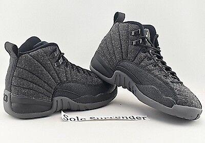 Nike Air Jordan 12 Retro Wool BG XII