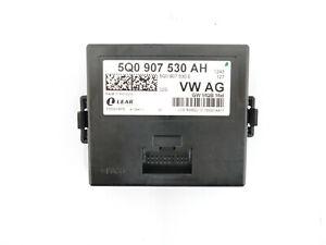 Audi VW Original Steuergerät Gateway steuergerät Bordnetz 5Q0907530AH 9km !MID