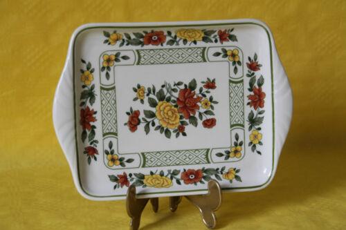 Villeroy und Boch Summerday Butterplatte Platte Konfektschale 21,5 x 15,5 cm