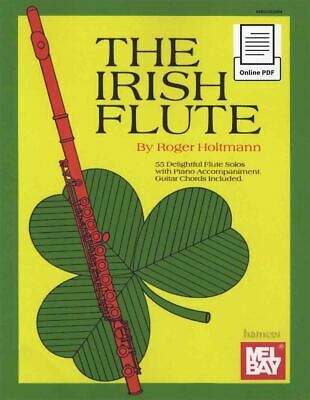 The Irish Flute Sheet Music Book 55 Delightful Flute Solos Same Day Dispatch