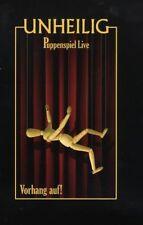 UNHEILIG Puppenspiel Live - Vorhang Auf! DVD 2008