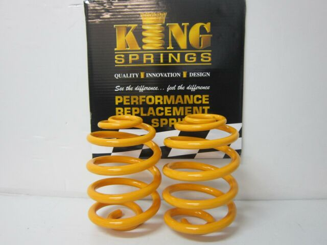 Superlow Lowered Rear KING Springs to suit WH WK WL Statesman & Caprice Models