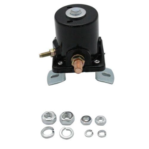 8N11450-12V 3 Post 12 Volt Starter Solenoid For Ford Tractor 2N 8N 9N Tractors