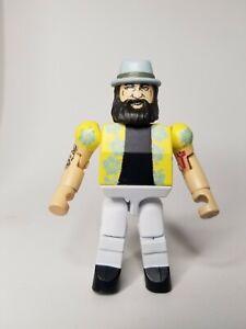 C3 Construction WWE StackDown Universe Brey Wyatt prototype Toy Fair sample