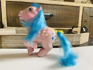 *My Little Pony G1 vintage ponies waterfall SPRINKLES 1983