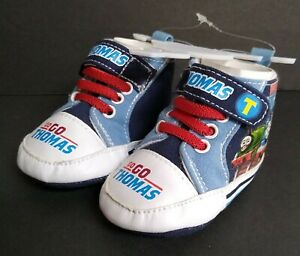 Thomas the Tank Engine Baby Shoes Size