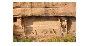 Fire-Temple-Mesa-Verde-National-Park-Colorado-Vintage-Unused-Postcard-A112