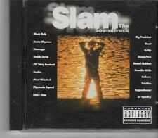 (FX725) Slam, The Soundtrack - 1998 CD