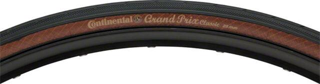 New 2018 Continental Grand Prix Classic 700 x 25c Folding Clincher Bike TIre