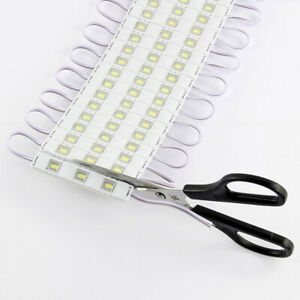 US-60-LED-White-Under-Cabinet-Lamp-Closet-Kitchen-Counter-LED-Light-power-dimmer