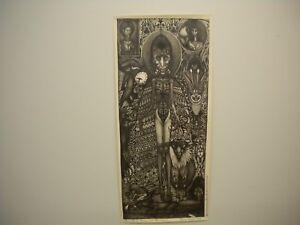 Vali-Myers-Lammas-Tide-print-1970s-New-York-printing