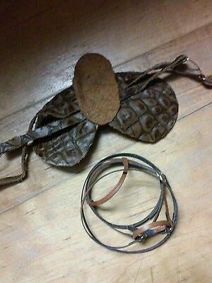 Breyer custom bridle halter lot beads