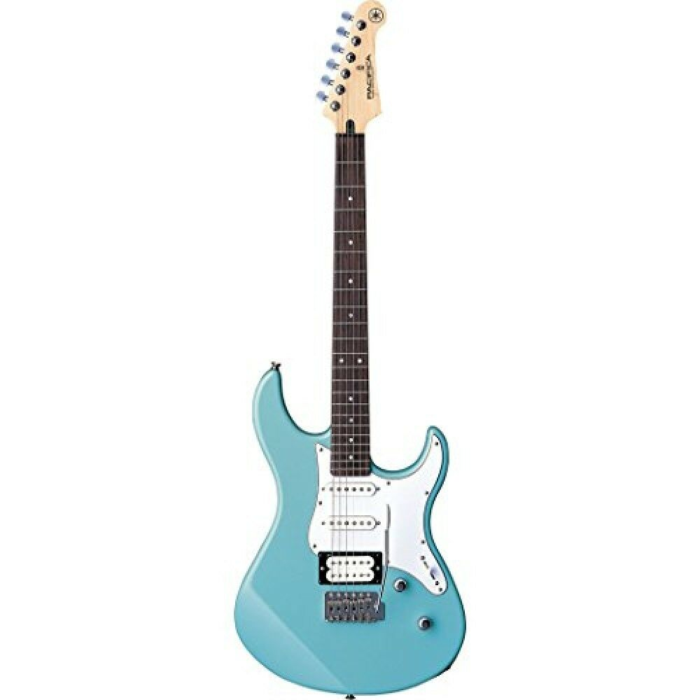 YAMAHA electric guitar PACIFICA112VSOB Sonic Blau from japan