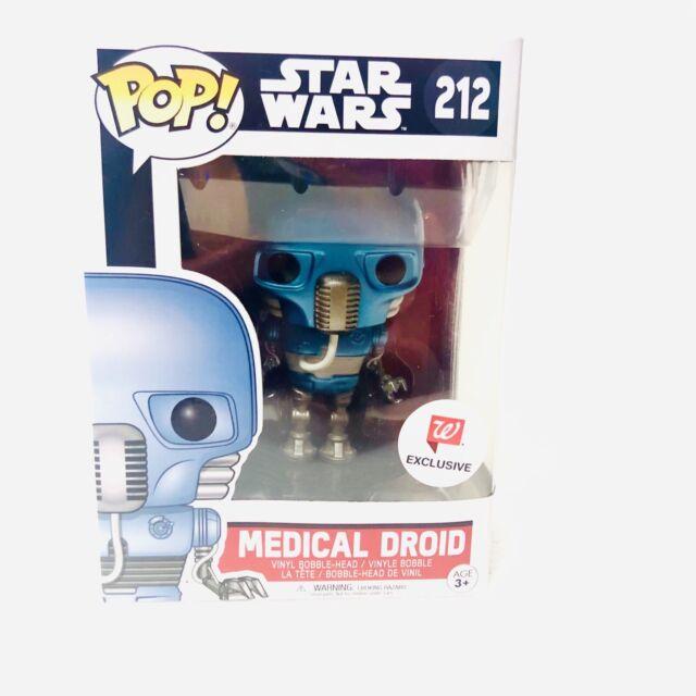 Funko Pop Star Wars Medical Droid Walgreens Exclusive NEW 212