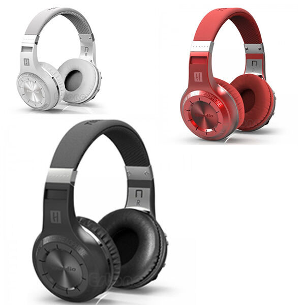 Hot Bluedio Hurricane HT Bluetooth 4.1 Stereo Headphones Headset