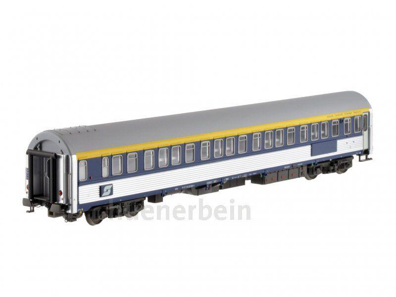 Ls Models 47033 ÖBB coche-cama ex ten WL tipo p Inox argento blu ep5 nuevo + embalaje original