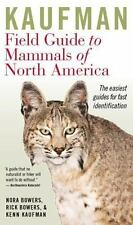 Kaufman Field Guide to Mammals of North America (Kaufman Field Guides)
