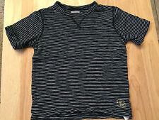 Gap T-Shirt Sz 4-5 Blue Short Sleeve