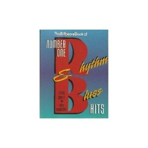 Billboard-Book-of-Number-One-Rhythm-and-Blues-Hits-by-Bronson-Fred-Paperback