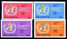 SVIZZERA 1975 -  OMS  SERIE NUOVA **