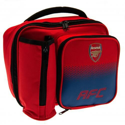 - SCHOOL // GIFT Arsenal F.C Lunch Bag FADE