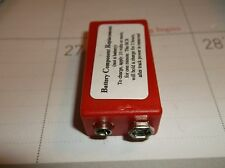 MTH BCR Battery Component Replacement*****For  PS-1 or PS-2 w/8.4 volt Battery**