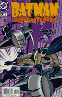BATMAN ADVENTURES #2 VERY FINE / NEAR MINT 2003 DC COMICS