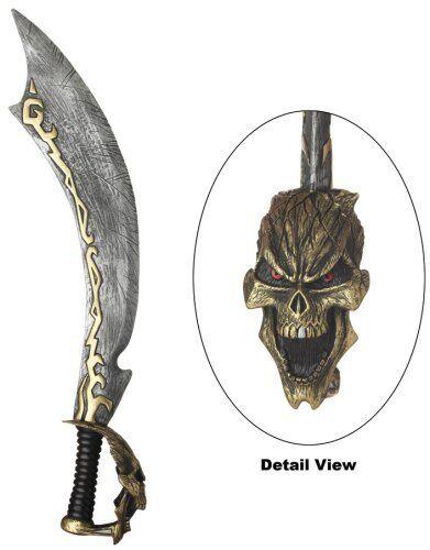 "California Costumes  30/"" Pirate Cutlass Sword 60410"