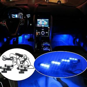 4x-3-LED-Car-Charge-Interior-Accessories-Floor-Decorative-Atmosphere-Lamp-Light