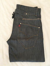 Levi's Engineered Selvage Cinch Back Jeans Levis - Blue Wash - W30 L26 - RRP £90